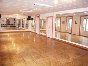 La salle de danse de Lausanne